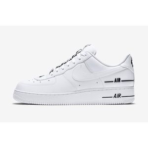 2020 Nike Air Force 1 Low Double Branding Added